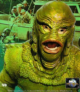 The Creature (Gill-man)